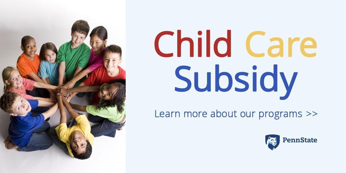 Child Care Subsidy Program